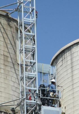 Cement Plant Lifts