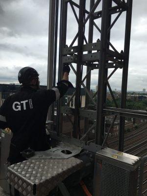 Construction Hoist Testing