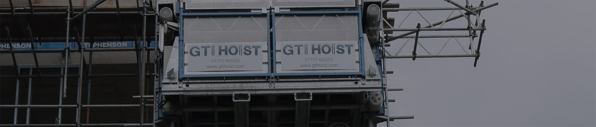Goods Only Hoists